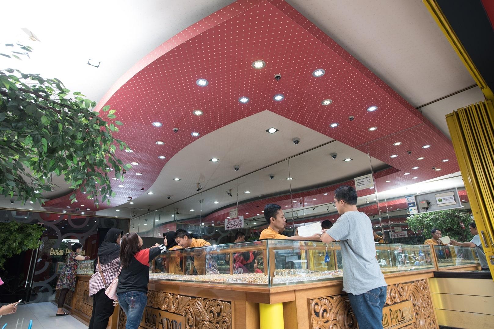 Bp Gerai Pasar Besar II